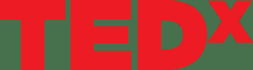TEDx Logo | alfyi client | alfyi.com