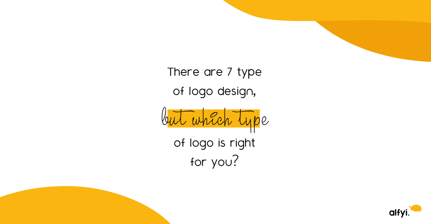 Type of logo design | alfyi | alfyi.com